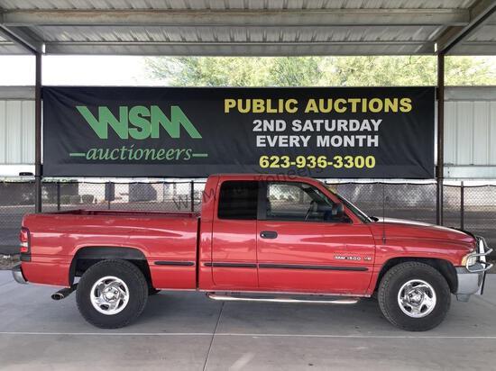 1998 Dodge Ram 1500 P/U