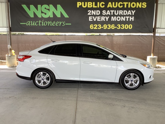 2014 Ford Focus SDN