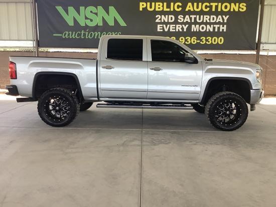2014 GMC Sierra 1500 P/U