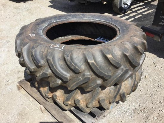 Used Tractor Tires For Sale >> 13 6 28 Used Tractor Tires Auctions Online Proxibid