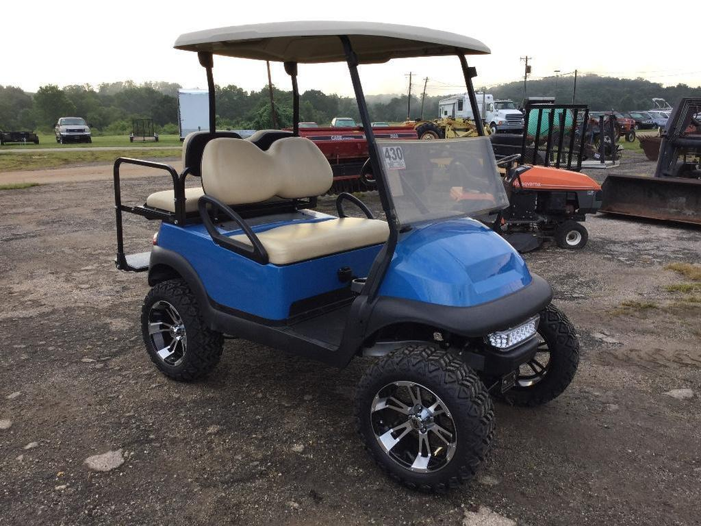 Lot 2012 Club Car Precedent Electric Golf Cart 48 V 2015