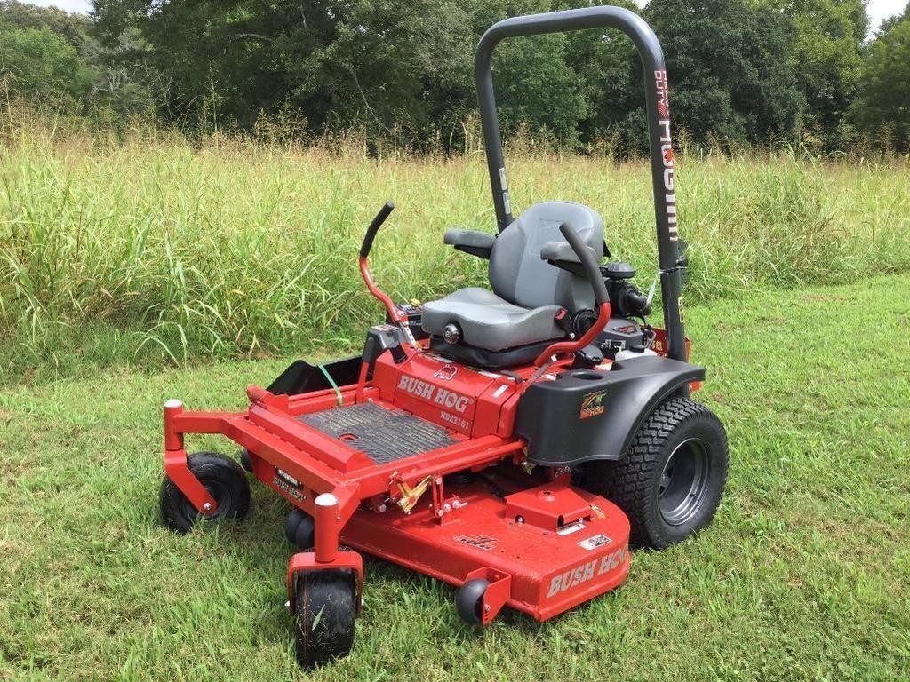 Lot Bush Hog Hde 2255 Zero Turn Mower Brand New Mower Proxibid