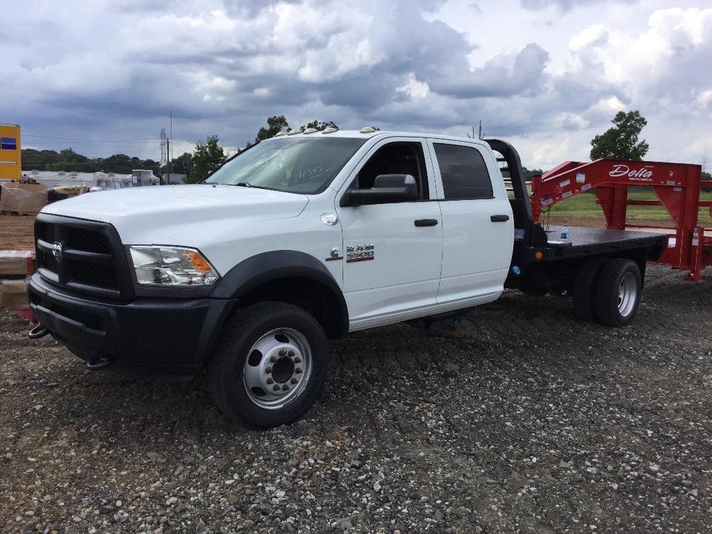 2015 Dodge Ram 5500 Flatbed Pickup At 6 7l Cummins Diesel Miles Read 118345 4wd Crew Cab Commercial Trucks Hauling Transport Trucks Flatbed Trucks Online Auctions Proxibid