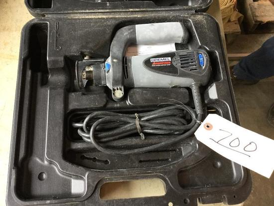 DREMEL ADVANTAGE HIGH SPEED ROTARY SAW (WORKING CONDITION)