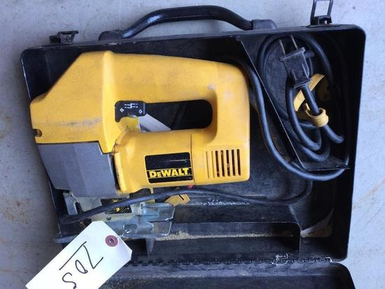 DEWALT VS ORBITAL JIG SAW (WORKING CONDITION)