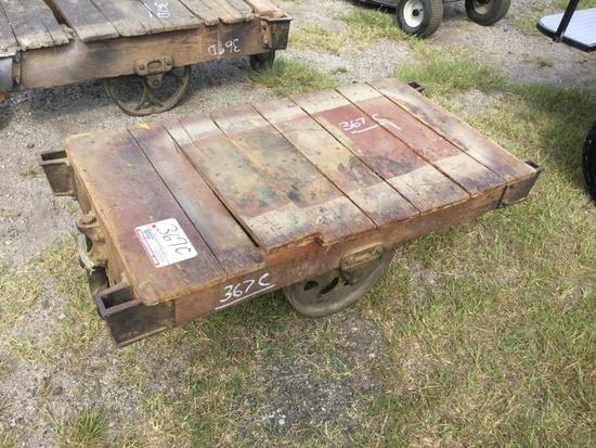 ANTIQUE CART R1