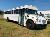 2011 BLUEBIRD 44 PASSENGER BUS (AT, CUMMINS DIESEL, MILES READ 91171, VIN-FBBCV1100317065021) R1