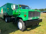 1989 GMC TOP KICK ROAD TRACTOR (AT, 3208 CAT DIESEL, S/A, MILES READ-194317, VIN-1GDM7D1YXKV521835)