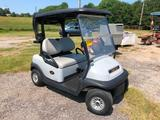 2017 CLUB CAR PRECEDENT (48 VOLT, 2016 BATTERIES W/CHARGER, GOLF COURSE READY, SN-JE1713-71595) R1