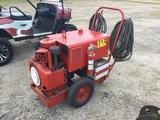 LINCOLN 225 ARC WELDER (GAS, NEW CABLES) R1