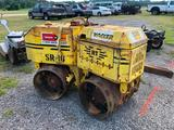 **INOP** WACKER RT WALK BEHIND COMPACTOR (HRS READ 5519) R1