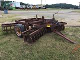 COCKSHUTT 10FT DISC HARROW (PULL-TYPE, HYDRAULIC) R1