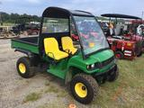 2006 JOHN DEERE HPX GATOR UTV (4X4, HRS 417, MANUAL DUMP BED, 27hp KAWASAKI ENGINE) R1