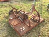 5FT INTERNATIONAL ROTARY MOWER W/ STUMP JUMPER 3PT R1
