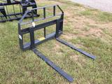 SET-SKID STEER FORKS (42in, 2000LB CAP) R1