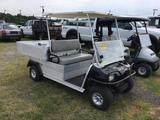 2010 CLUB CAR CARRY-ALL UTILITY CART (ELECTRIC, 48 VOLT, 2019 BATTERIES, ELECTRIC DUMP BED,