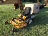 WALKER ZERO TURN MOWER W/ GRASS CATCHER (23HP ENGINE, 48 IN CUT, HOURS READ 1920, SN-W1539) R1