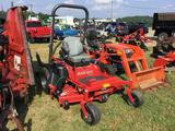 2019 BUSH HOG HDZ 3161 COMMERCIAL ZERO TURN MOWER (UNUSED, 61in DECK, KAWASAKI FX921V ENGINE, ROPS,