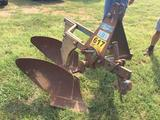 FORD 101 2 BOTTOM PLOW W/COULTERS R1