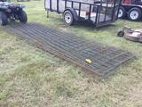 (11) WIRE CATTLE PANELS R1