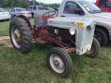 FORD JUBILEE TRACTOR (LIVE PTO, 3pt) R1