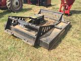5FT SKID STEER BRUSH CUTTER R1