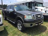 2006 FORD F150 KING RANCH (AT, 5.4L, CREW CAB, 4WD, SUNROOF, MILES READ-223994,
