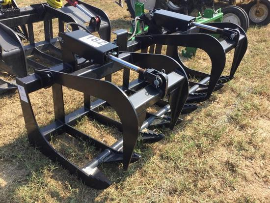 "66"" ROOT GRAPPLE FOR SKID STEER"
