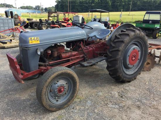 9N FORD TRACTOR,(WITH NEW REAR TIRES) R2