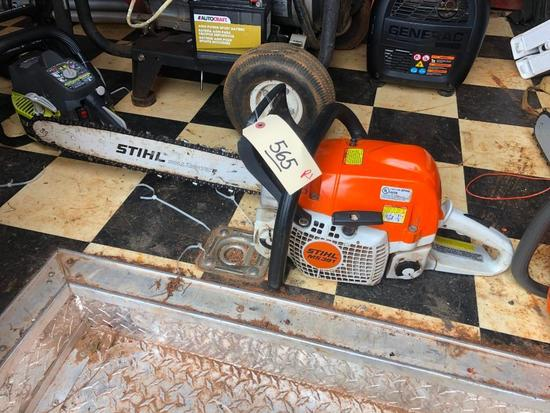 STIHL MS391 CHAINSAW
