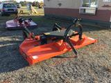 UNUSED 8FT TENNESSEE RIVER IMPLEMENT ROTARY MOWER
