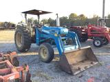 FORD 4630 TRACTOR W/LOADER