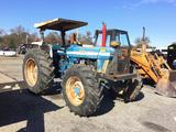 FORD 7610 II TRACTOR