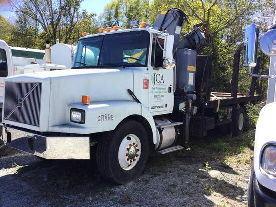 Court Ordered Auction-JCA Landscaping & Tree Servi