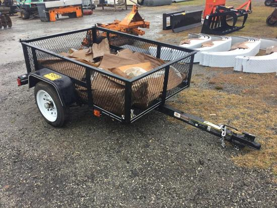 2020 CARRY ON UTILITY TRAILER 3.5'X5'