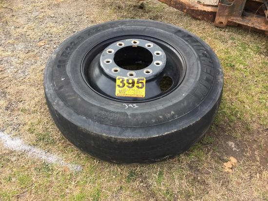 MICHELIN 11R22.5XZA3 TRUCK TIRE