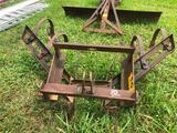 ONE ROW CULTIVATOR (3pt)
