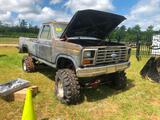 1983 FORD TRUCK **PARTS ONLY, NO TITLE**