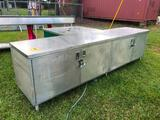STAINLESS STEEL CABINET 11'2