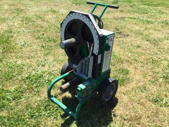 GREENLEE 555CX ELECTRIC PIPE BENDER