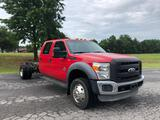 2012 FORD F550...CAB & CHASSIS