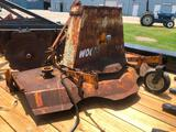WOODS RM59 FINISH MOWER (PARTS)