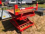 AIR OPERATED PRESTO LIFT TABLE