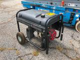 BLACK MAX GENERATOR W/HONDA 13HP ENGINE