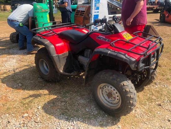 HONDA RANCHER ATV (2WD, 2003)
