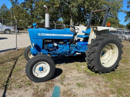 FORD 4600 TRACTOR (DIESEL)