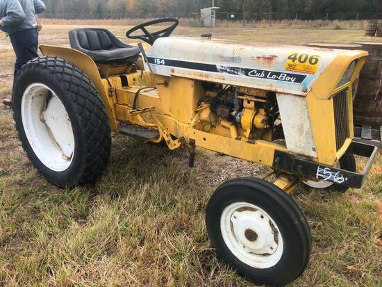 CUB LO-BOY 154 TRACTOR (NEEDS CLUTCH)