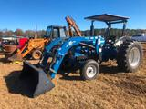 FORD 5000 TRACTOR W/ LOADER