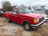 1990 FORD F150 XLT PKP TRUCK