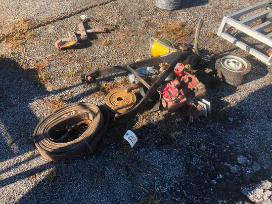 GROUP-MISC, STRAPS, WHEELS, RING HITCHES, TRAILER
